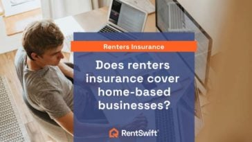 does renters insurance cover home-based businesses