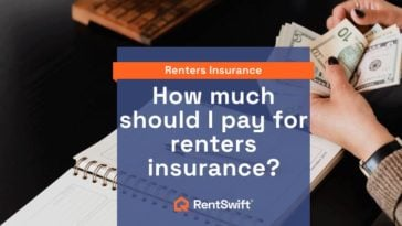 how much should i pay for renters insurance