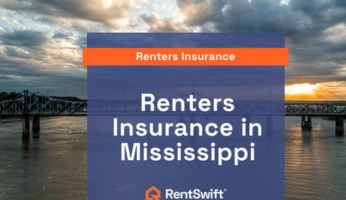 Renters insurance in Mississippi